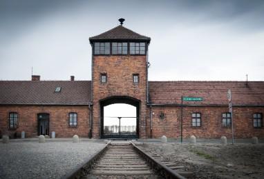 ביקור עצמאי באושוויץ