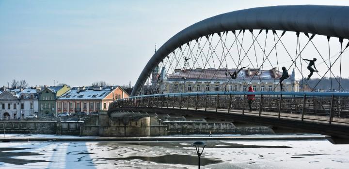 גשר המנעולים קרקוב